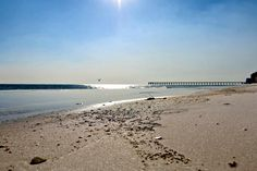 Uncrowded Navarre is the perfect spot for a relaxing Gulf-front getaway.  Photo courtesy of floridasplayground.com. Navarre Beach, Sandy Beaches, Emerald, Paradise, How To Memorize Things, Coast, Florida, Vacation, Explore