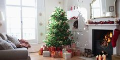 What Your Christmas Tree Says About Your Holiday Spirit - ELLEDecor.com