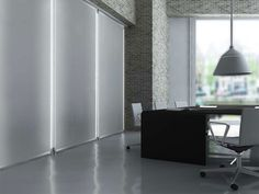 Recycled material wall tiles CHROMA GLOW - 3form BV