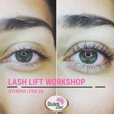 🔝Lash Lift & Keratin Botox Workshop by Elisabeth Lashes Extensions Βλεφαρίδων ! 📍Αθήνα 28 Φεβρουαρίου  🔝Εκπαιδεύσου τώρα στην πιο hot 💥τεχνική που έχει κερδίσει παγκόσμια, εκατομμύρια οπαδούς! Η Elisabeth Lashes σου εξασφάλισε ολοκληρωμένη θεραπεία lashlift με το πολύτιμο lashfiller σε αποκλειστική διάθεση για όλη την Ελλάδα από την εταιρεία InLei Greece Lash Lift, Lashes, Workshop, Atelier, Eyelashes, Work Shop Garage, Eye Brows