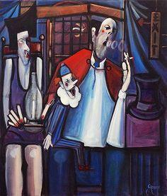 George Dunne - Duke Street Art Ltd Street Gallery, Duke, Street Art, Painting, Drawings, Artist, Painting Art, Artists, Paintings
