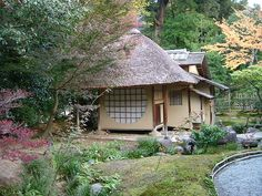 Japanese Tea House