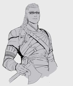 Fantasy Character Design, Character Design Inspiration, Character Concept, Character Art, Assasians Creed, All Assassin's Creed, Arte Assassins Creed, Assassins Creed Odyssey, Body Reference Drawing