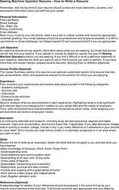 forklift operator resume sample http exampleresumecv org