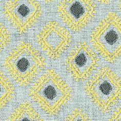 Donghia Textiles - 10123-002 BORA - blue hawaii - Jacquard