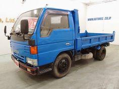 Japanese vehicles to the world: 1998 Mazda Titan 2ton dump for Tanzania to Dar es ...