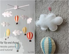 9 Incredibly Adorable Hot Air Balloon Craft Projects …