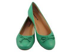 Sapatilha Verde Amazonas (Ref. 2085), por apenas R$79.90 + frete grátis! Para verificar a numeração e efetuar a compra é só entrar em contato pelo e-mail: vendas@sapatilhashop.com.br