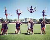 love high school flexible cheer cheerleading stunt stretch Basket heel ...