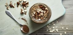 Chocolate overnight oats | Food24