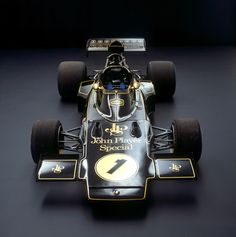 Lotus 72 in JPS Livery