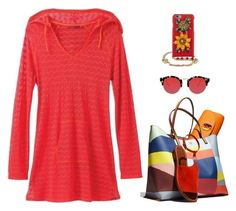"""Bright and fun"" by musicfriend1 ❤ liked on Polyvore featuring prAna, Tory Burch and Dolce&Gabbana"