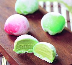 Step By Step How To Make Mochi Ice Cream | Yummy Lessons  - Prepping| Yummy.ph - the online source for easy Filipino recipes, and more!