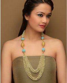 Multi-strand & beads