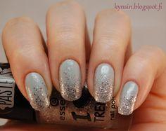 Kynsin: Harmaata Nail Art, Nails, Beauty, Finger Nails, Ongles, Nail Arts, Beauty Illustration, Nail Art Designs, Nail