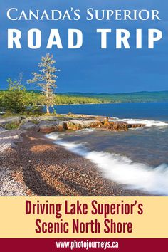 Cool Places To Visit, Places To Travel, Places To Go, Ontario Travel, Ontario Camping, Ontario Parks, Visit Canada, Lake Superior, Canada Travel