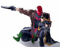 One Shots [Dc comics] - Jason Todd Nightwing, Batgirl, Robin Comics, Batman Robin, Marvel Dc Comics, Gotham Batman, Red Hood Jason Todd, Jason Todd Batman, Batman Arkham Origins