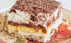 Λαχταριστό κρεμώδες γλυκό ψυγείου  #Συνταγές #Συνταγέςμαγειρικής