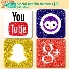 Are you on social media and wanting to gain exposure for your business? Use these buttons (Blab, G+, Snapchat, and YouTube) to draw attention to your store and/or blog. They're free!FEEDBACK ON FREEBIES IS ALWAYS APPRECIATED, THANKS!You Might Also Like: Facebook Cover Photo Chalkboard Badges Rainbow Glitter Bordette Whiteboard Shop Banner Chalkboard Teachers Pay Teachers Product Covers [PACK 1]WOULD YOU LIKE TO OWN ALL MY CLIP ART?Check out my Glitter Clips Club [Gold Membership…
