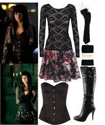 kenzi lost girl clothing - Google Search
