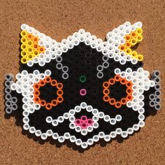fusebeads hamabeads nabbibeads perlerbeads アイロンビーズ 拼豆 http://blogs.yahoo.co.jp/PROFILE/C7AFyusifq_iBYTtJthEnbu8
