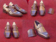 OLIVER Street  scarpe accessoriate con  fibbie modello ispirato ai miti  della calzoleria anglossone 85b14e756a6