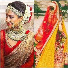 #Gajra Styles For #Brides