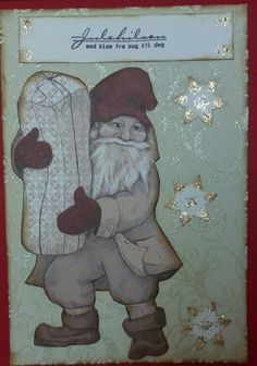 Koselig julekort.