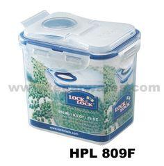 HPL 809F: Size 105 x 135 x 195mm kapasitas 1.3 L