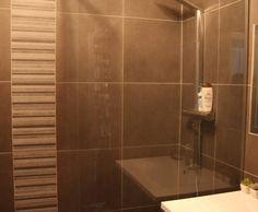 Deco : Photo salle de bains et taupe sur Deco.fr