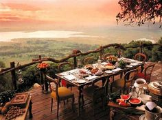 Ngorongoro Crater Lodge luxury safari lodge in Tanzania give phenomenal views over the most fascinating volcanic calderas in the world. Find out more with Turquoise Holidays. World's Most Beautiful, Beautiful Places, Stunning View, Beautiful Scenery, Amazing Places, Absolutely Gorgeous, The Places Youll Go, Places To See, Reserva Natural