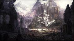 Long road to Oblivion by Karamissa.deviantart.com on @deviantART