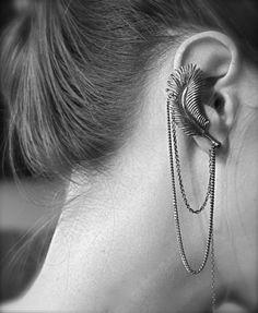 earring...