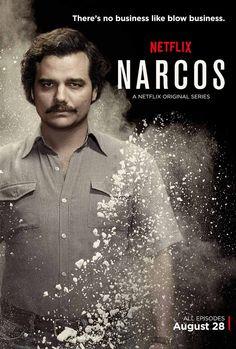 """Baixar Narcos – 1ª Temporada - Filmada na Colômbia, """"Narcos"""" traz para sua primeira temporada,dez episódios, que já estarão diponíveis a partir da estreia."""
