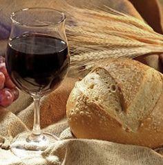 O Vinho e a Santa CeiaMinha Adega | Minha Adega