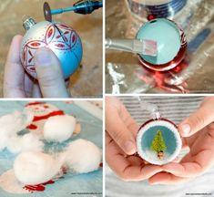 15 Timeless DIYs For A Very Vintage Christmas