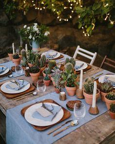 """321 Me gusta, 27 comentarios - Best Day Ever (@bestdayever_es) en Instagram: """"Dream cactus tables @marcossanchez_"""""""