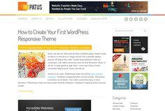 16 Quality Free WordPress Themes August 2012