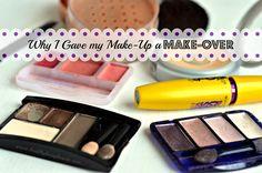 Why I Gave My Make Up a Make Over