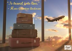 Inspirational Travel Quote...