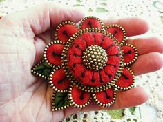 like the button and embroidery