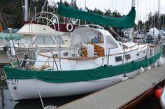1980 Custom Cutter Sail Boat For Sale - www.yachtworld.com