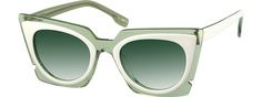 Order online, women green full rim acetate/plastic cat-eye eyeglass frames model #4422324. Visit Zenni Optical today to browse our collection of glasses and sunglasses.