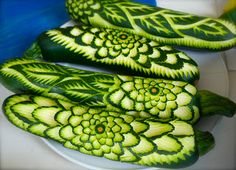 Simplybest from food and life: Food Sculpture