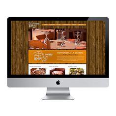 Web para Asador La Carreta, situado en Rincón de la Victoria, en Málaga y que ofrece de las mejores carnes a la parrilla que puedas comer.     www.asadorlacarreta.com