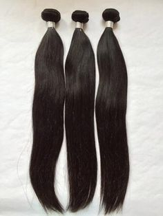 Premium 10A grade Natural Straight Virgin hair!3 bundles of our luxurious virgin Indian wavy hair.Our virgin Indian hair is as close to raw hair as you will find and  is off the charts! Completely natural in its state and is single donor hair straight from the source. This is the absolute best virgin hair you will find on the market with no chemical treatments or processing.Lengths:14,16,1816,18,2018,20, 2220,22,2422,24,26Express Shipping Not Available