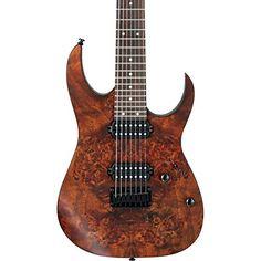 Ibanez RG7421PB 7-String Electric Guitar (Charcoal Brown ... https://www.amazon.com/dp/B00N0VVEWE/ref=cm_sw_r_pi_dp_U_x_OZ8WAb30SWDC5