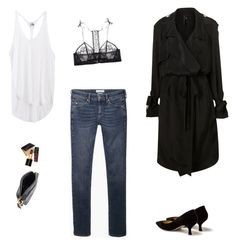 """Untitled #364"" by noahshaw ❤ liked on Polyvore featuring Mlle Mademoiselle, La Perla, Étoile Isabel Marant, Emy Mack, Tom Ford, Chanel, women's clothing, women's fashion, women and female"