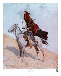 Native American Blanket Signal