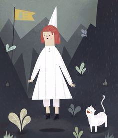 Little witch. (Sarah Goodreau)